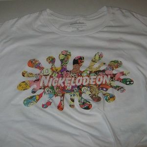 Nickelodeon Men's XLarge T-Shirt